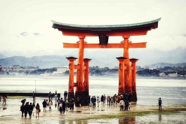 Itsukushima Tori