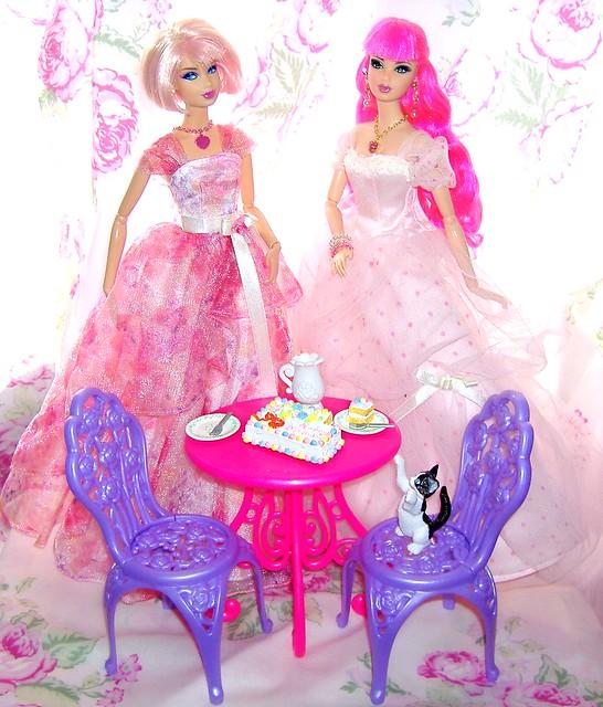 Rosalie & Peony Birthday Party #1