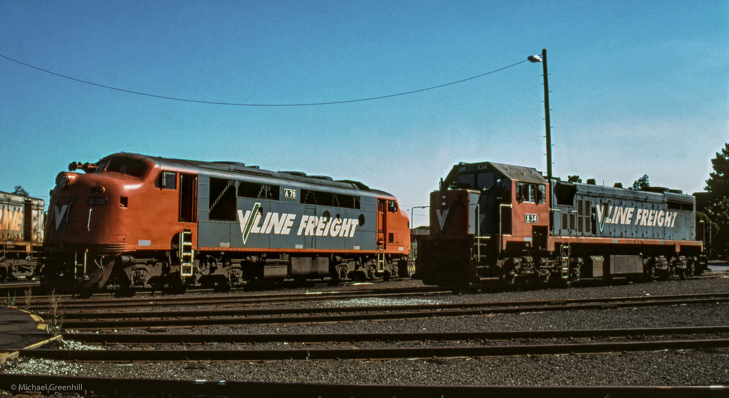 Freight by michaelgreenhill