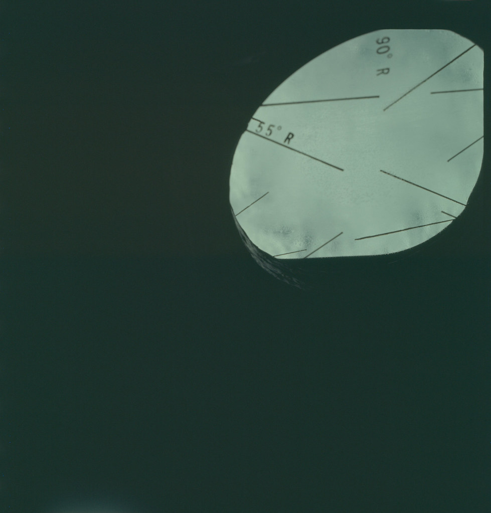 AS07-4-1580 | Apollo 7 Hasselblad image from film magazine ...