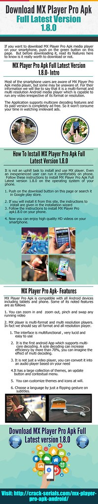 Download MX Player Pro Apk Full Latest version 1 | If you wa