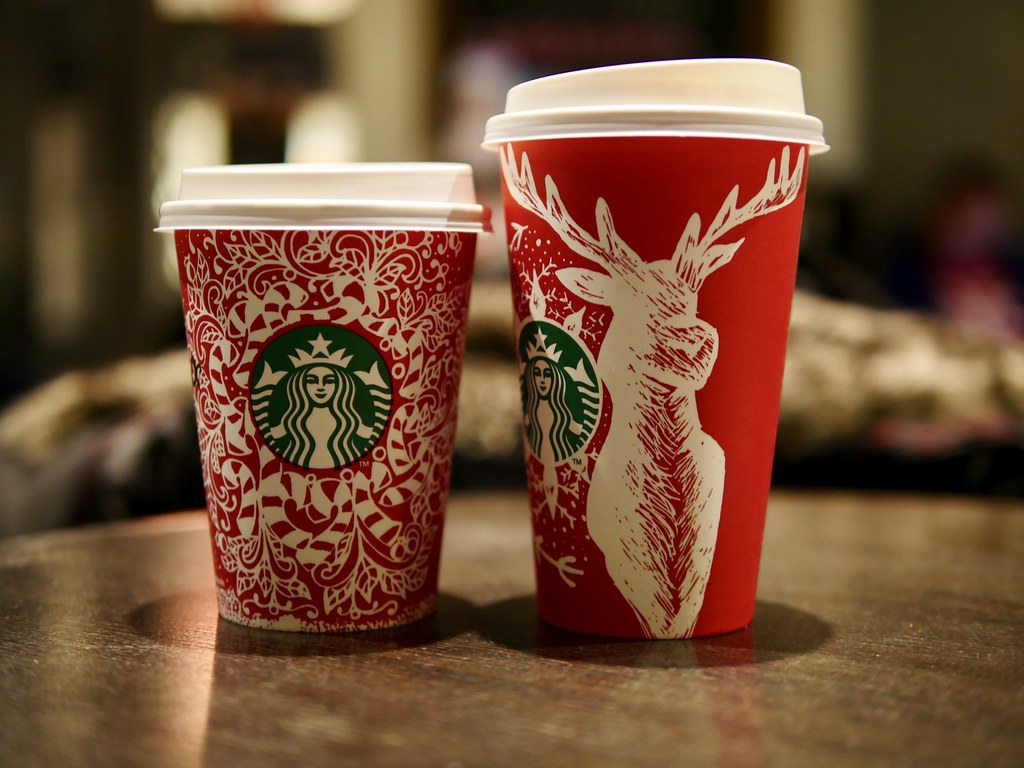 Starbucks Christmas Cups.Starbucks Christmas Cups Gillyberlin Flickr
