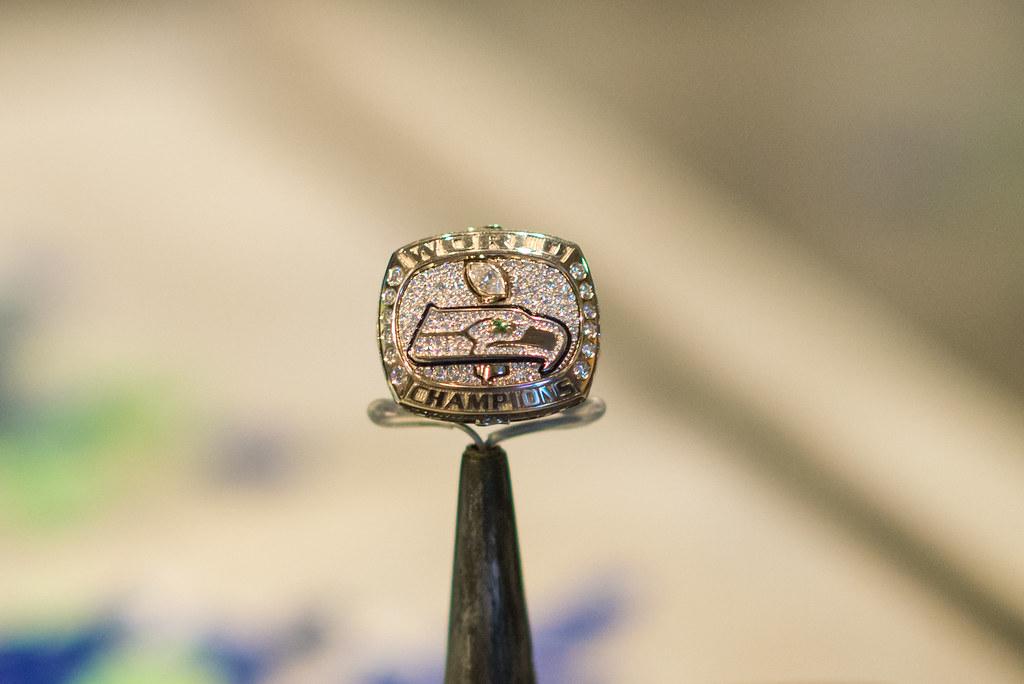Seahawks Super Bowl Ring Trevor Ducken Flickr