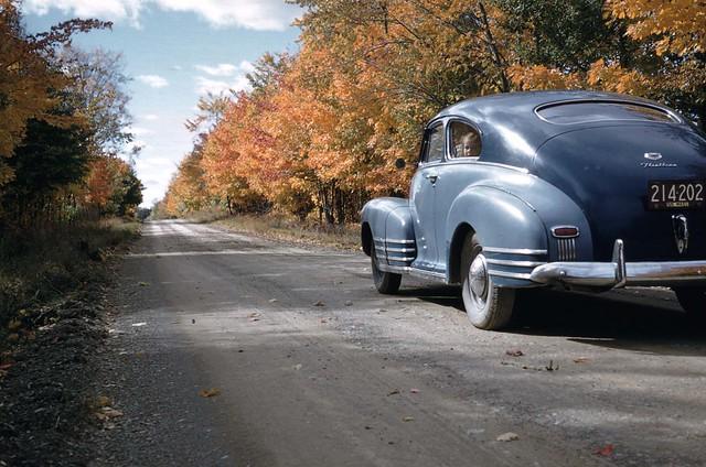 Glorious Kodachrome, New Brunswick, 1959