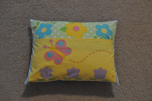 Hello Kitty Envelope Pillow Case (Back) | by pelennor