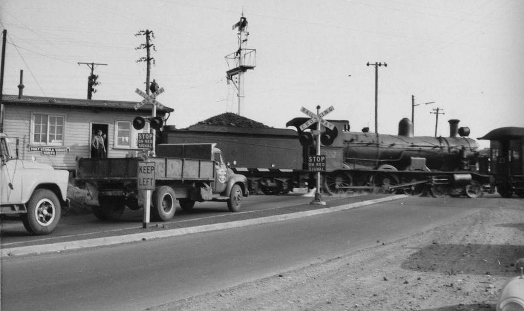 3217 at Port Kembla North by Tim Pruyn