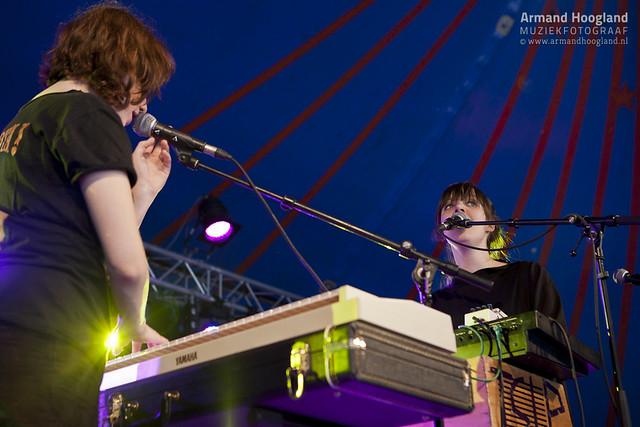 The Secret Love Parade @ Landje van Pop 2012