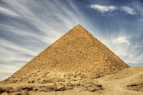Great Pyramid of Giza   by Never House