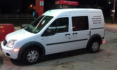 CNG Ford Transit