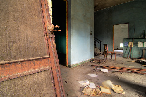 At the first floor | by Chea Phal