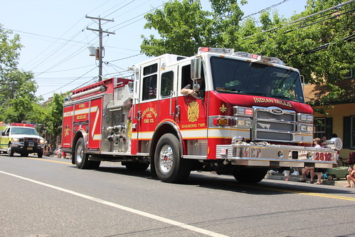 Indian Mills Fire Truck | by Cavalier92