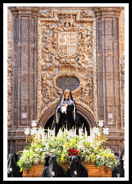 Sabado Santo 2012. Semana Santa de Zaragoza.