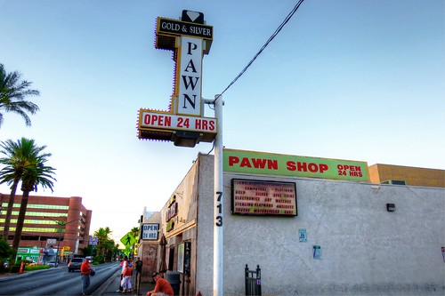 "The ""Pawn Stars"" Pawn Shop in Las Vegas 