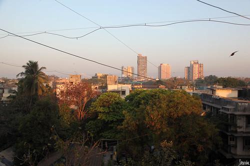 india sunrise bombay mumbai inde dadar matunga matungawest