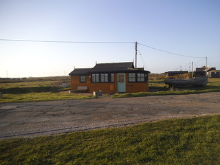 Dungeness hut | by satguru