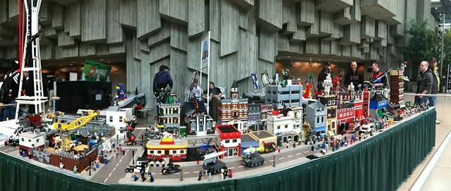 ECCC 2012 - LEGO 04a - long shot
