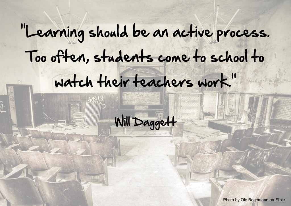 "Learning As An Active Process | ""Learning should be an activ… 