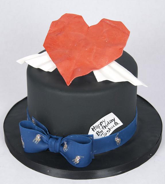 origami cake toronto
