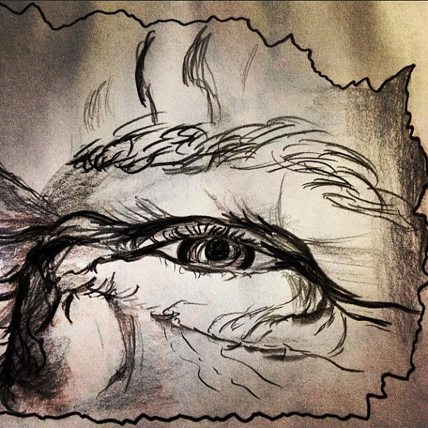 Old Eyes Picoftheday Abstract New Cool Portrait Fac