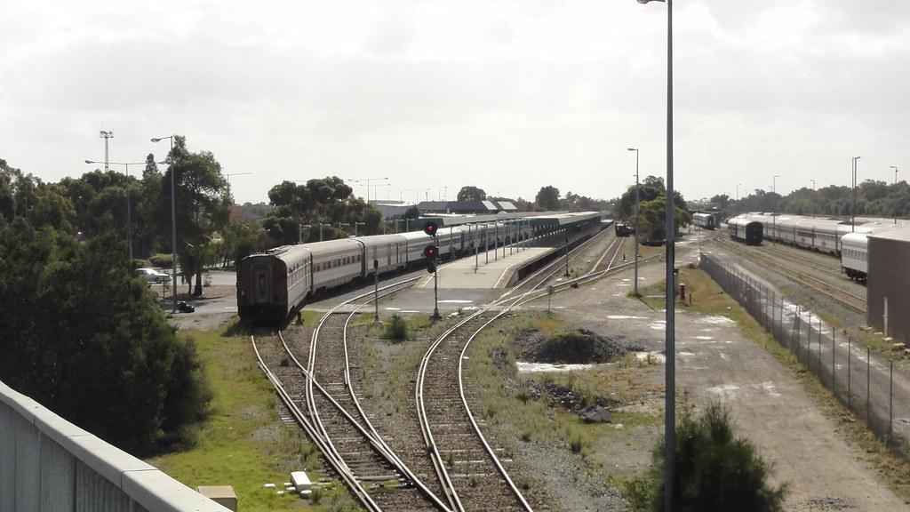 Keswick Rail Terminal by Ryan Smith