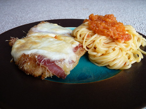 escalope parmesane 02 | by agatzeblues