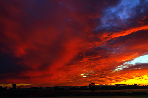 sky sunrise landscape australia gippsland warragul mtbawbaw fantasticnature mountbawbaw nikonflickraward vorka70