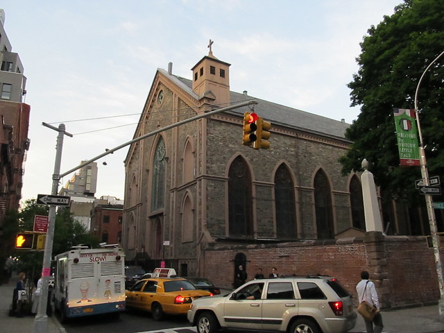 Basilica of Saint Patrick's Old Cathedral, Manhattan, New York
