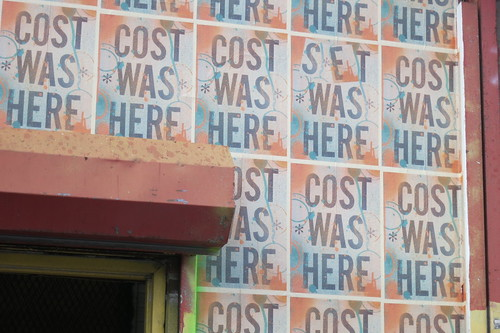 Cost Was Here | by SMKjr