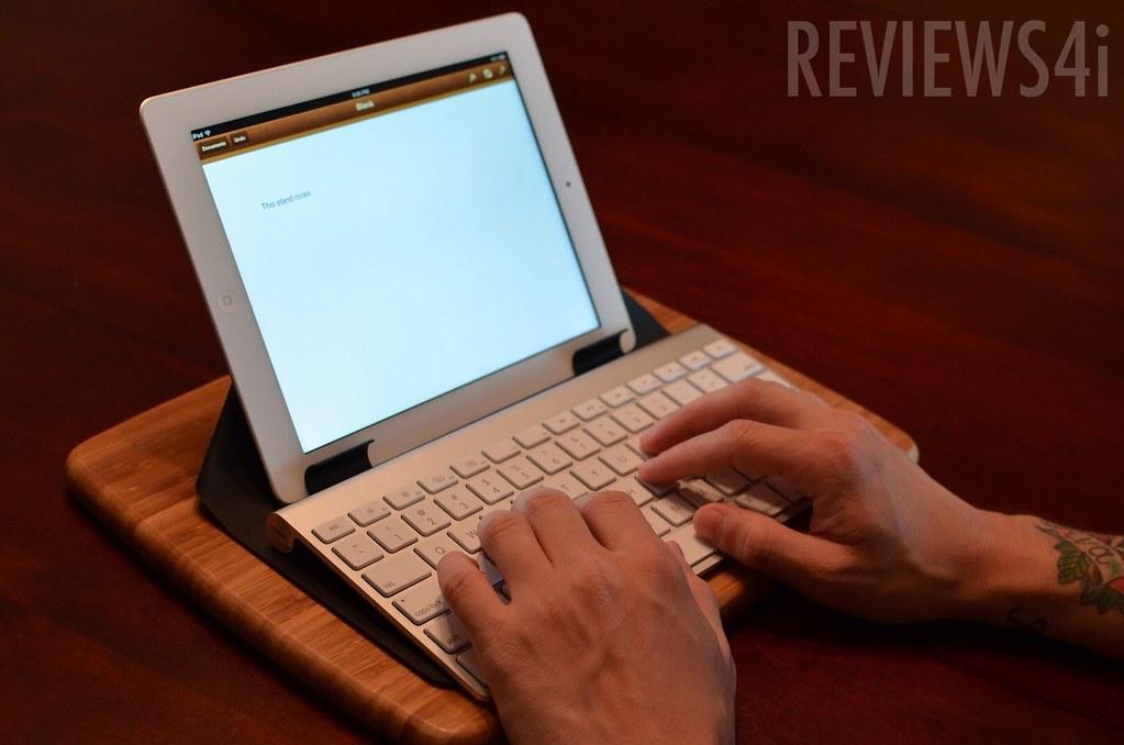 Incase Origami Workstation, Ständer für iPad und Hülle für ... | 678x1023