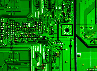Circuit board   by drougge