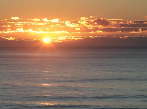 sky sun nature australia mezza saltwater colourfulsky urunga 2455