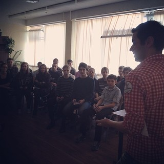 Встреча со школьниками #школа #режиссер #бэфф #экология #фильм #фестиваль #петрозаводск @beffest #beffest #beff #film #festival #ecology #germany #russia #petrozavodsk #tubingen #workshop
