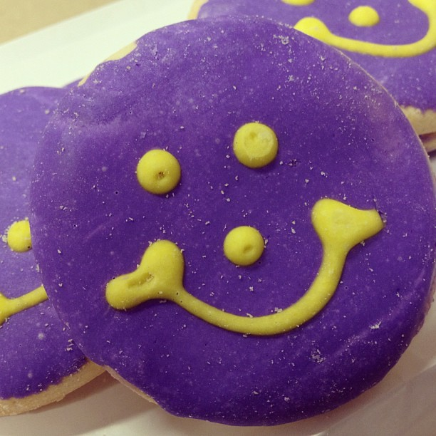Smiley Face Cookies | Guzzle Nosh | Flickr