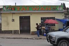 Només arribar a Sucre... Taiwan :)