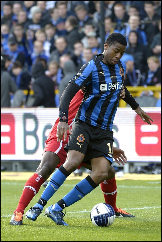 Club Brugge - AA Gent (15 april 2012)