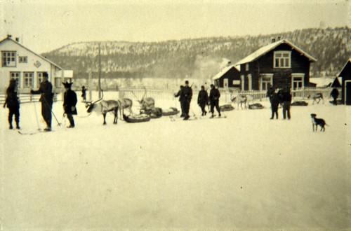 Februar 1941 i Karasjok