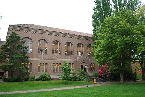 Library, Western Washington University | by JoeInSouthernCA