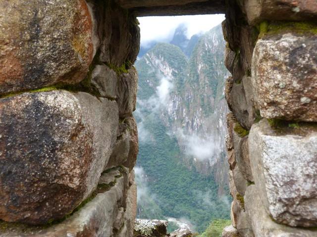 Ventana en Perú