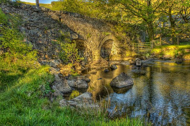 Pont Ty'n y Maes, Bethesda.