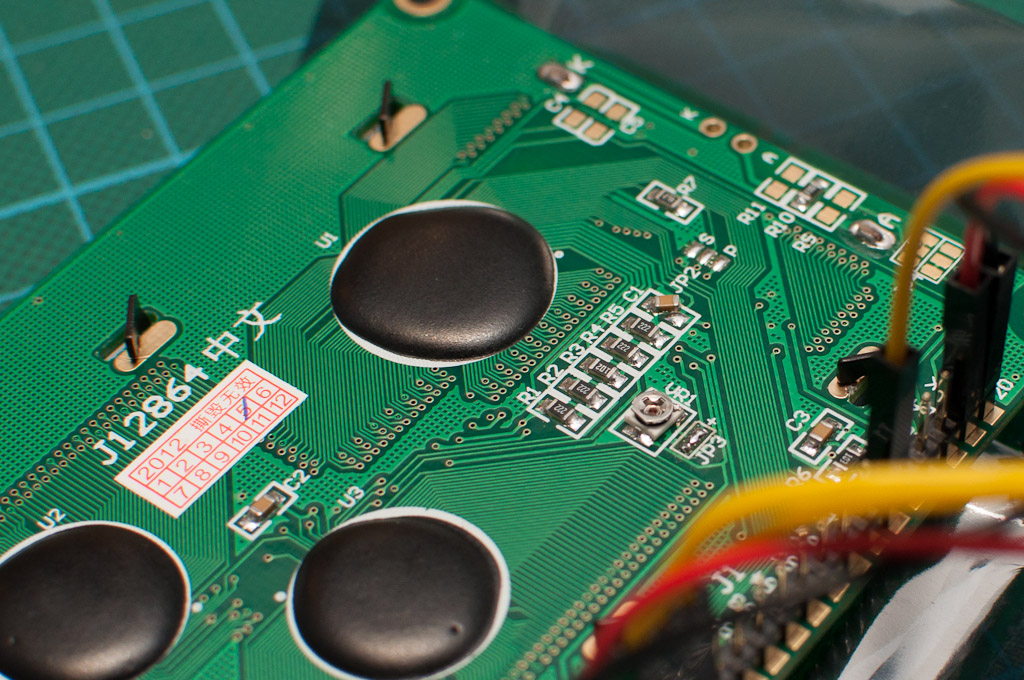 Deal Extreme LCD12864 Screen Module- Quality Control | Flickr