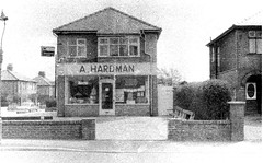 The shop at 104 Longridge Road in Preston - before it was Pricewise