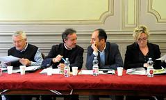 CONFERENZA STAMPA X 65^ FIERA DI SAN GIUSEPPE 13 MARZO 2014  Foto A. Artusa