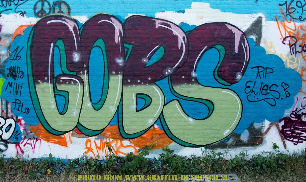 Gobs   Graffiti Den Bosch   Flickr