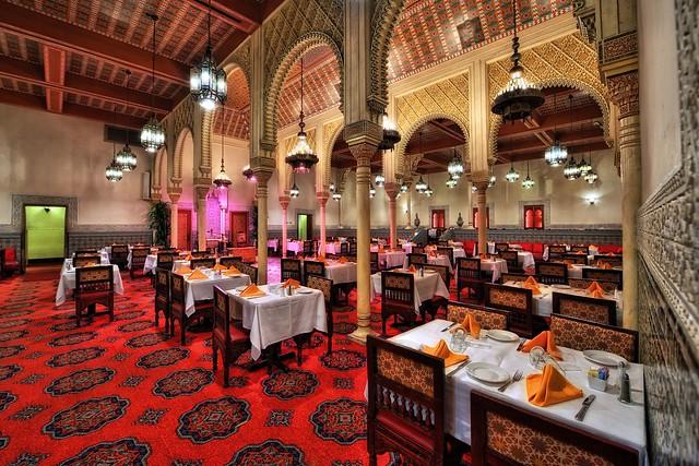 Restaurant Merrakesh