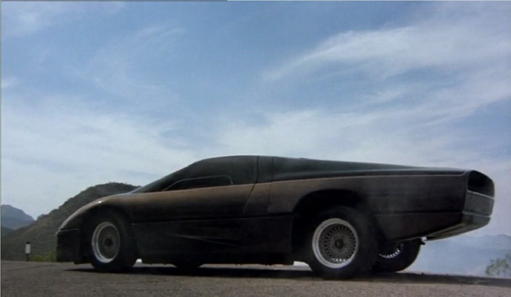 The Wraith Car >> The Wraith Movie Car Dodge M4s Turbo Interceptor 0002a Flickr