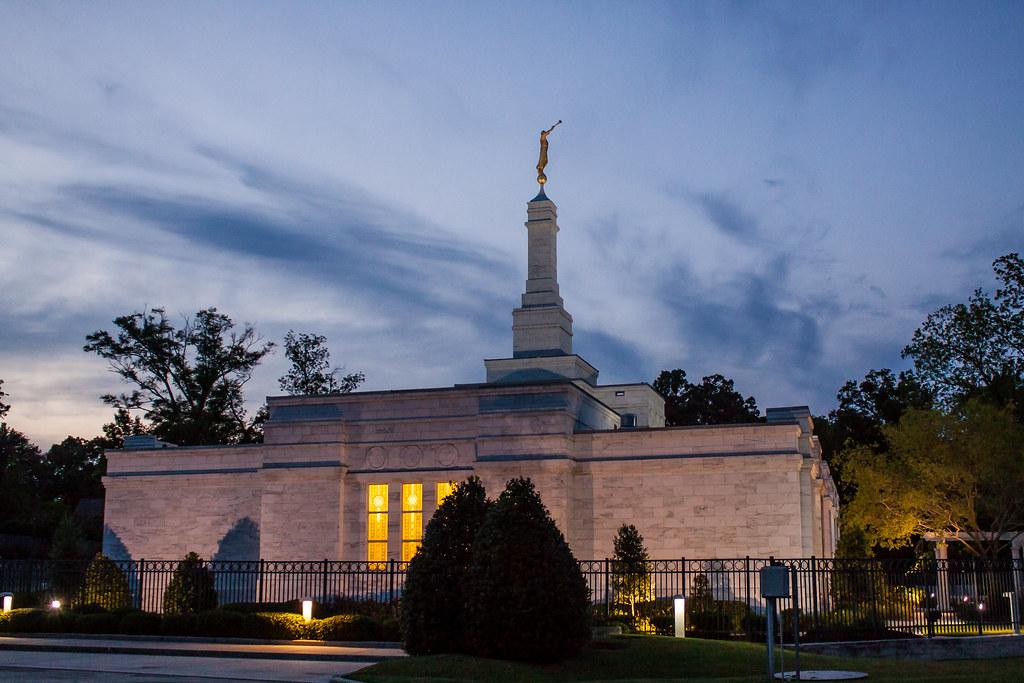Baton Rouge Temple