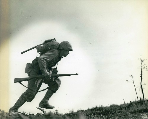 Okinawa, 10 May 1945 | by Archives Branch, USMC History Division