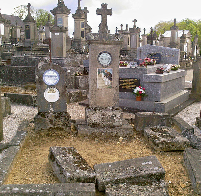 der Tod, the death, la mort