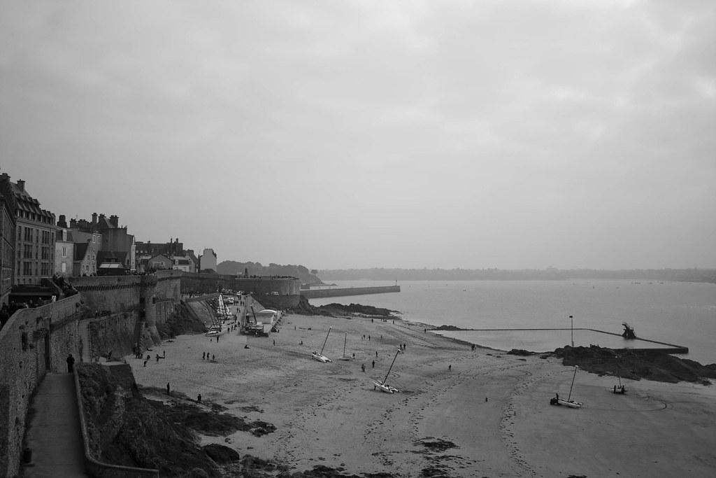 Marzo'12, Bego y Sergio en la Bretagne