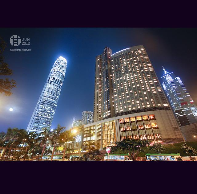 Hong Kong : IFC : Batman (The Dark Knight)